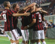 Video: Ludogorets vs AC Milan