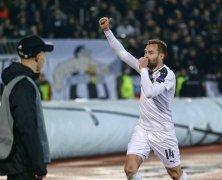 Video: Partizan vs Viktoria Plzen