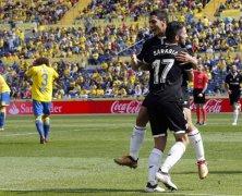 Video: Las Palmas vs Sevilla