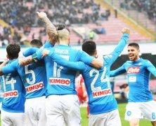 Video: Napoli vs SPAL