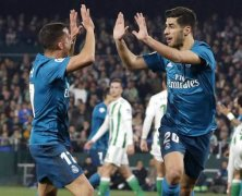 Video: Real Betis vs Real Madrid