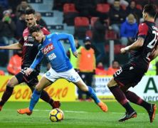 Video: Cagliari vs Napoli