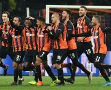 Video: Shakhtar Donetsk vs AS Roma