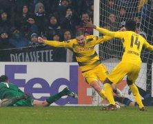 Video: Atalanta vs Borussia Dortmund