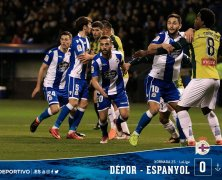 Video: Deportivo La Coruna vs Espanyol