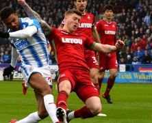 Video: Huddersfield Town vs Swansea City