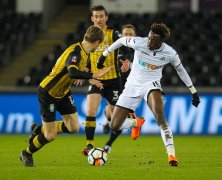 Video: Swansea City vs Sheffield Wednesday