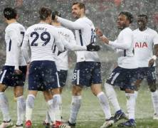Video: Tottenham Hotspur vs Rochdale