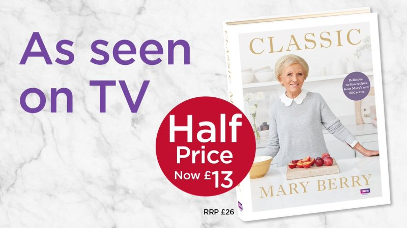 Large Of Mary Berry Cookbook