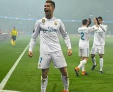 Video: PSG vs Real Madrid