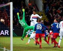 Video: CSKA Moskva vs Olympique Lyon