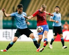 Video: Uruguay vs Cộng Hòa Séc