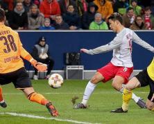 Video: Salzburg vs Borussia Dortmund