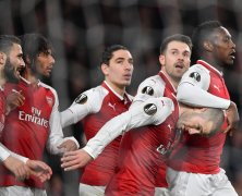 Video: Arsenal vs AC Milan