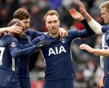 Video: Swansea City vs Tottenham Hotspur