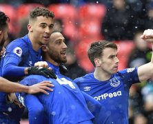 Video: Stoke City vs Everton