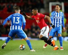 Video: Manchester United vs Brighton & Hove Albion