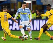 Video: SPAL vs Juventus