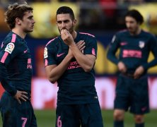 Video: Villarreal vs Atletico Madrid