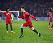 Video: Bồ Đào Nha vs Egypt