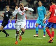 Video: Tunisia vs Costa Rica