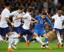 Video: Anh vs Italia