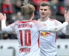 Video: Hannover 96 vs RB Leipzig