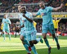 Video: Watford vs AFC Bournemouth
