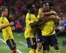 Video: Arsenal vs Bayern Munich