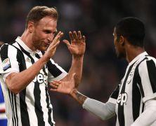 Video: Juventus vs Sampdoria