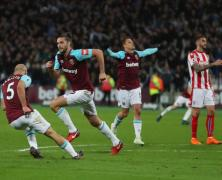 Video: West Ham United vs Stoke City
