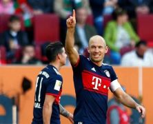 Video: Augsburg vs Bayern Munich