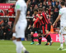 Video: AFC Bournemouth vs Crystal Palace