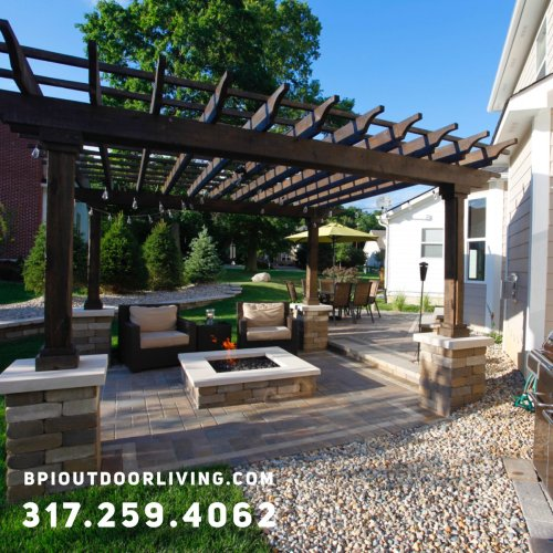 Medium Crop Of Backyard Outdoor Living