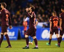 Video: Deportivo La Coruna vs Barcelona