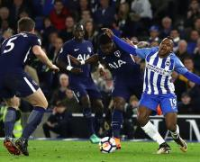 Video: Brighton & Hove Albion vs Tottenham Hotspur