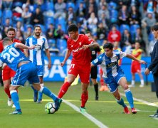 Video: Deportivo La Coruna vs Sevilla