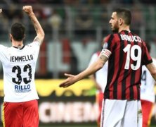 Video: AC Milan vs Benevento
