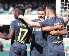 Video: Chievo vs Inter Milan