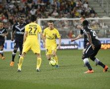 Video: Bordeaux vs PSG