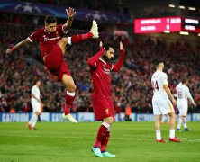 Video: Liverpool vs AS Roma