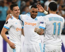 Video: Olympique Marseille vs Salzburg