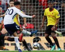 Video: Tottenham Hotspur vs Watford