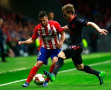 Video: Atletico Madrid vs Arsenal