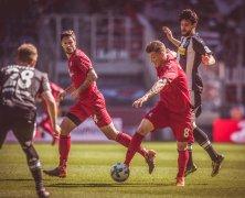 Video: Borussia M gladbach vs Freiburg