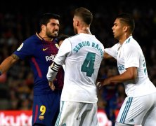 Video: Barcelona vs Real Madrid