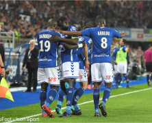 Video: Strasbourg vs Olympique Lyon