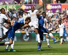 Video: Swansea City vs Stoke City