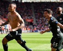 Video: Southampton vs Manchester City