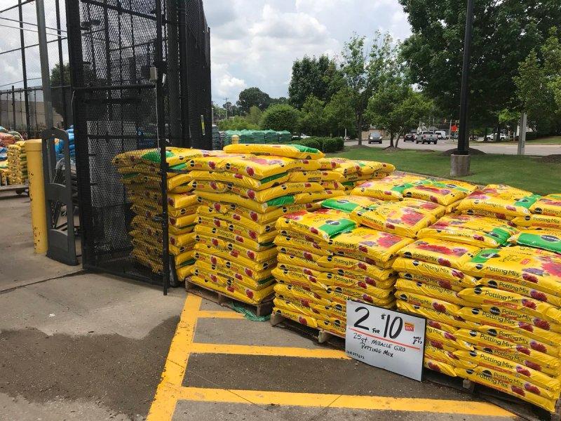Large Of Potting Soil Home Depot